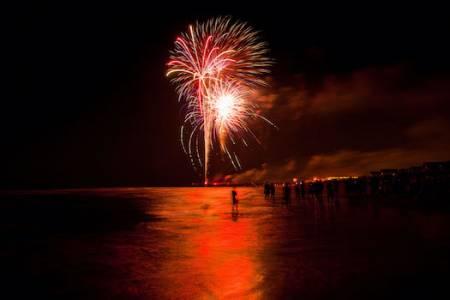 Fireworks Charleston Coast