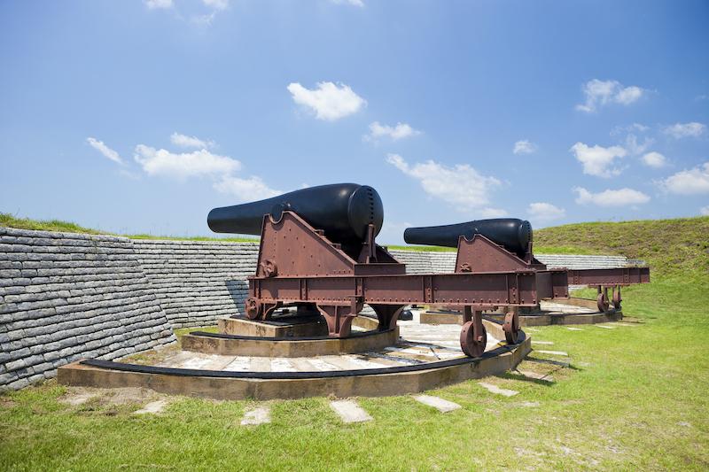 Fort Moultrie Sullivans Island