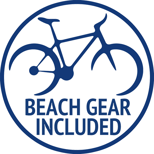 beach gear logo